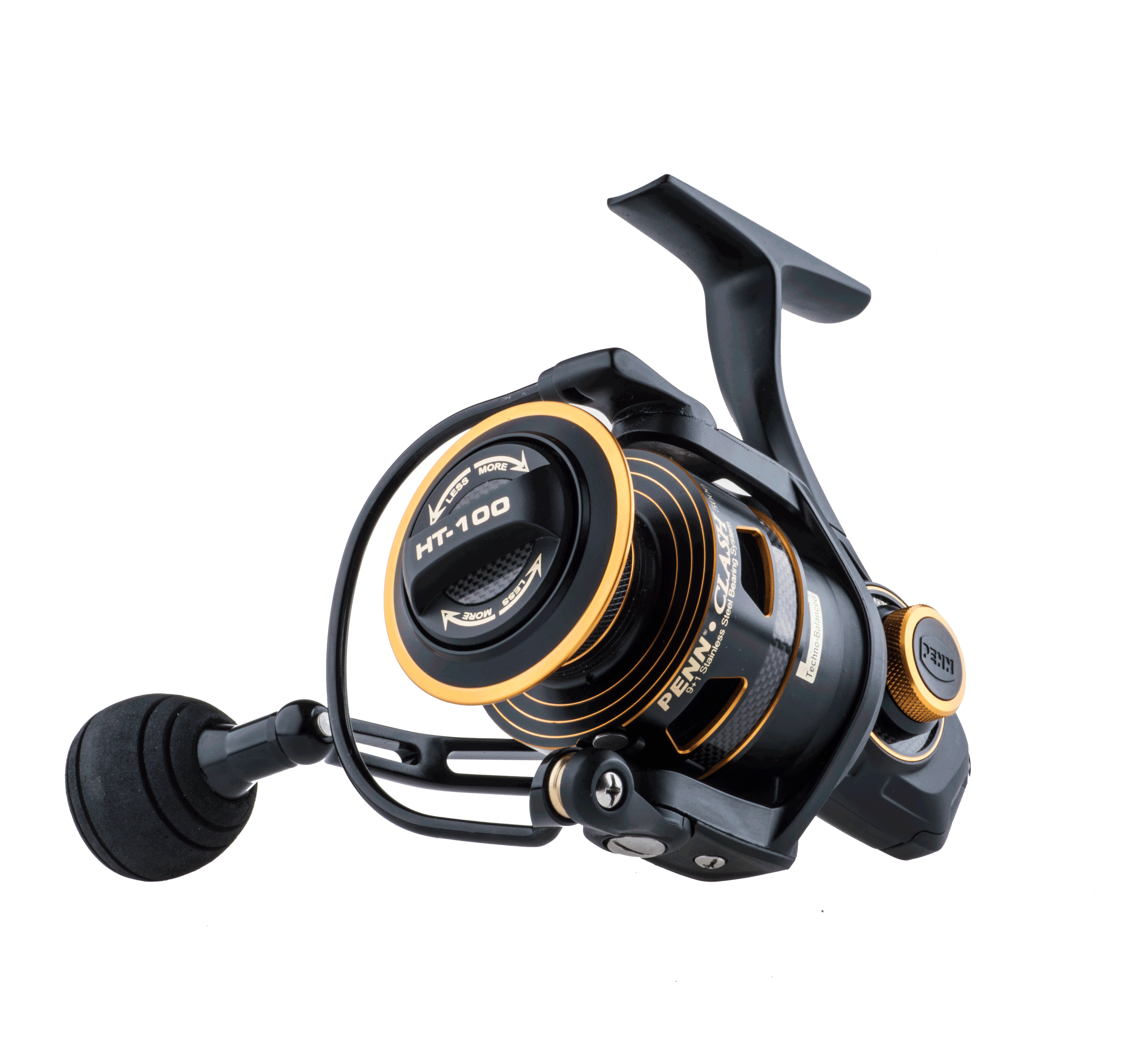 Fishing report archive product review penn clash for Penn fishing reel